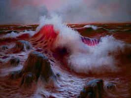 Red sea by Shalow123