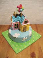 Up Cake by Naera