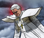Pope Benedict XVI by killb94