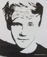 Niall Horan Painting by minimarshall