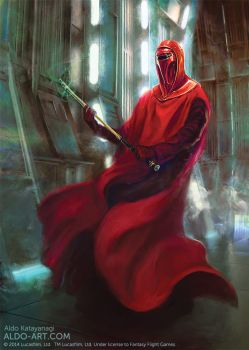 Star Wars Imperial Guard by AldoK
