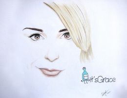 ::: Grace Helbig /it'sGrace ::: by HanoOide