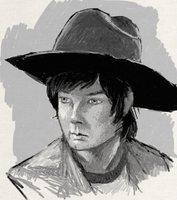 Carl - Sketch for Daily Sketch Challenge by The-Tinidril