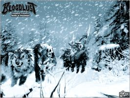 BLOODLUST - Thunkish hunters 1 by RobertFriis