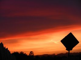 Watsonville Sunset by skinsvideos21