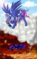 Angels and Demons by Shady-Bush