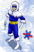 Captain Cold, bitches by PhantomessTerabithia