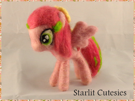 Needle Felted Precious Metal! by StarlitCutesies
