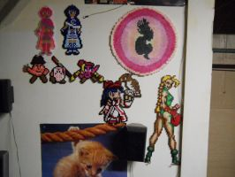 Perler wall 4 by fate82