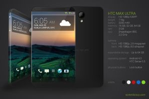 HTC MAX ULTRA CONCEPT by xNiikk