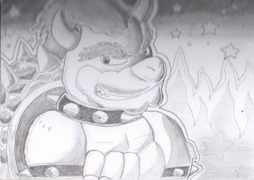 Lil pic Bowser by keke74100