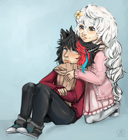 Ryan Couple by CrypticInk
