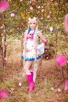 Super Sailor Moon V by Cosbabe