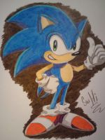 sonic by SusHi182