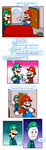 Mario 64 thing: Invitation by Nintendrawer