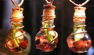 Magic Vial - Energy Pendant by Izile