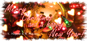 Merry Christmas 2012 by Hizaki-Project