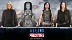 ALIENS VS PREDATORS  Next Movie by nelostic