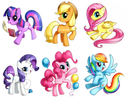 MLP Button Preview by Jiayi