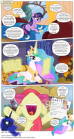 MLP: FiM - Without Magic Part 92 by PerfectBlue97