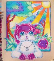 Lychee's Forest by cottoncritter