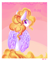 Little Angel by Renaifoxi