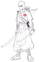 Storm Shadow rough by roadkillblues