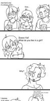 .:What's your type?:. by bleuberry109