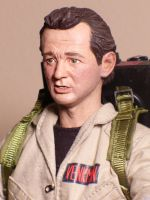 Bill Murray Headsculpt 1:6 pt2 by scottstoybox