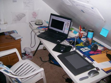 Work Station by thaOman