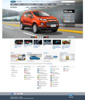 Site Ford EcoSport by itemb