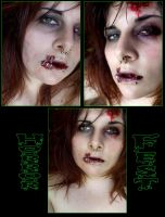 horror fest by itashleys-makeup