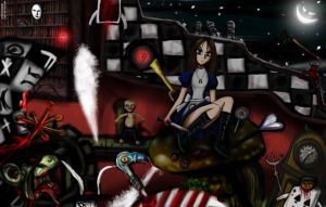 American McGee ALICE by krow000666
