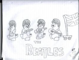 the beatles? by claws202