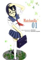 Matchanilla: Chapter 01 Cover by faerhann