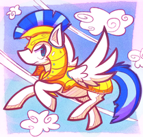 Royal Flight by Mister-Markers