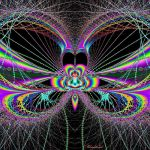 Cosmic butterfly by Mladavid