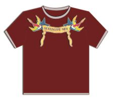 Starboard Side Swallows shirt by TheCaptainSteve