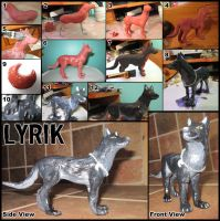 Clay Lyrik by CreativeFelli