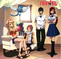 Fairy tail by Quantia13
