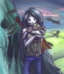 Argo and Marceline by Neriah