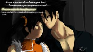 Xiaoyin- Undisclosed Desires by kawaii-chibi-kotou