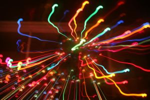 Christmas Lights Come Out by JoeMyDodd