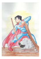 Chore Superman by RadPencils