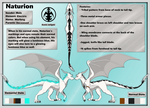 Naturion ref sheet by Cameo647