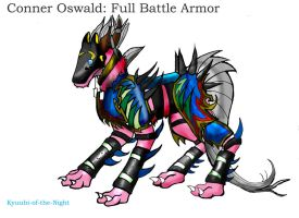 Full Battle Awesome by KyuubiNight