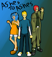 AtA- Power Trio by EzzyAlpha