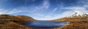 Lochan Meall an t-Suidhe by Captain-Marmote