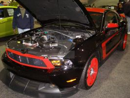 Ford Mustang Boss 302 Laguna Seca Edition by Jetster1