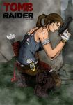 Tomb Raider Reborn Color by stren-yue